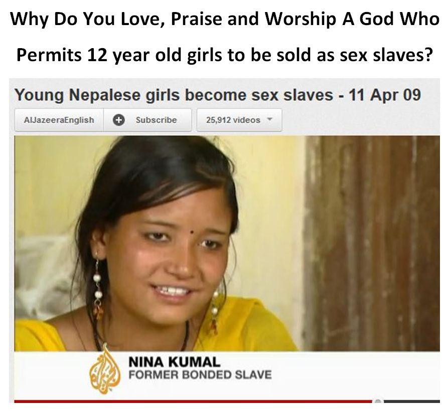 Why Do You Love 2 - Sex Slavery