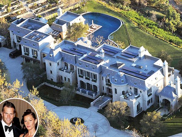 Tom Brady's House